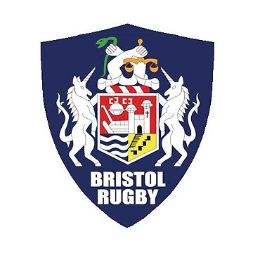 Bristol Rugby Shield by bendorse