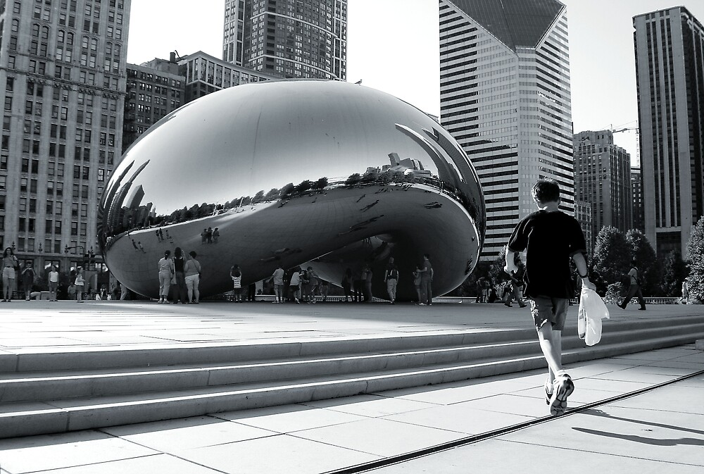 the bean by rutger
