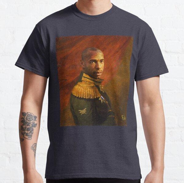 Monsieur Commandant Thierry Henry Classic T-Shirt