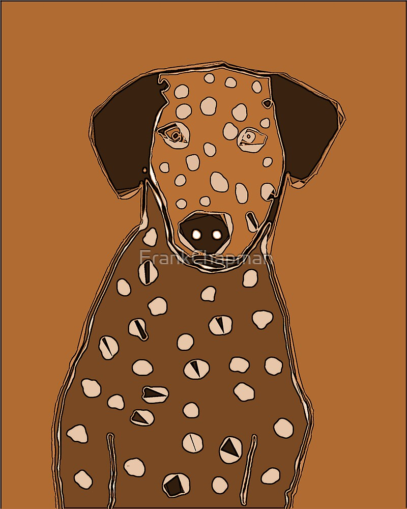Dalmation in Brown by FrankChapman