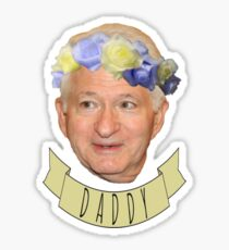 Daddy Block Sticker