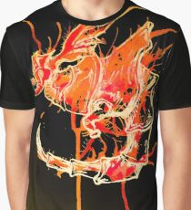 Neon Creature Graphic T-Shirt