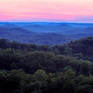 Shawnee State Forest, Scioto County Ohio by christacharlene