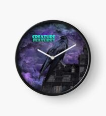 Raven House Clock