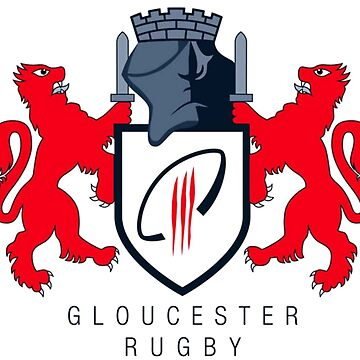 Gloucester Rugby by bendorse