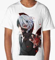 Tokyo ghoul kaneki ken Long T-Shirt