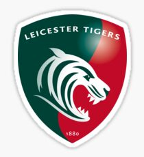 Leicester Tigers Sticker