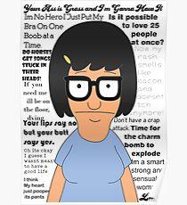 Tina Wall Art - Bobs Burgers Poster
