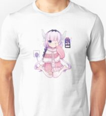 Maid Dragon - Kanna Charging Unisex T-Shirt