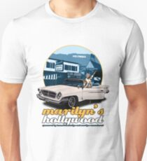 Immortal Marilyn's Hollywood Tour 2017 with Logo Unisex T-Shirt