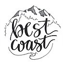 West Coast Best Coast by grainnedowney