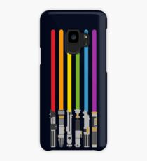 Lightsaber Rainbow Case/Skin for Samsung Galaxy