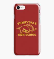 Sunnydale High iPhone Case/Skin