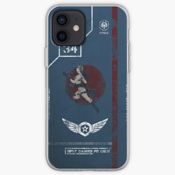 Gipsy Danger Pit Crew Case iPhone Soft Case