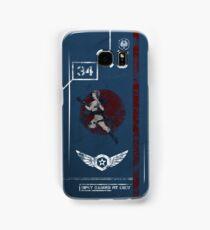 Gipsy Danger Pit Crew Case Samsung Galaxy Case/Skin