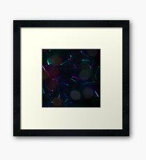 Light Show Framed Print