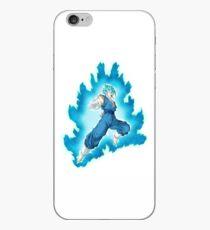 Vinilo o funda para iPhone Super Saiyan Blue Vegito