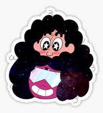 Garnet and Steven Universe!  Sticker