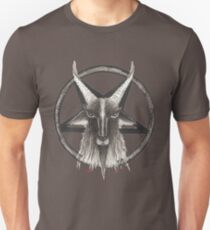 BLACK INK BAPHOMET T-Shirt