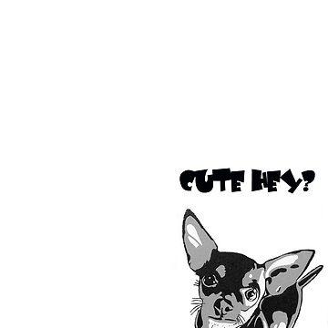 CUTE HEY? by spanski