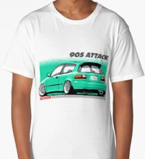 Honda Civic EG6  Long T-Shirt