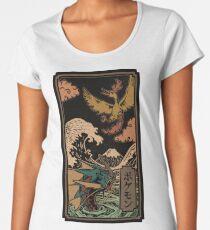 Fight! Women's Premium T-Shirt