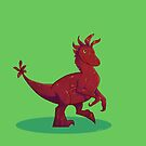 Derp Raptor by Ashley Dadoun