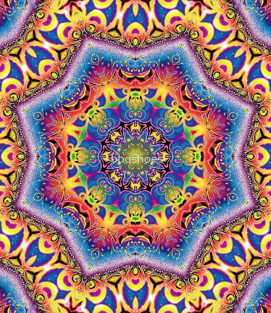 BBQSHOES: Mandala 226414 Fractal Art by bbqshoes