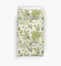 Cradle Mountain Adventure Botanics Duvet Cover
