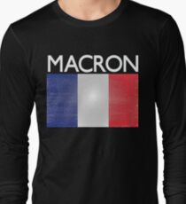 Macron French Presidential Election Victory T-Shirt