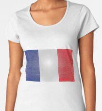 Macron French Presidential Election Victory Women's Premium T-Shirt