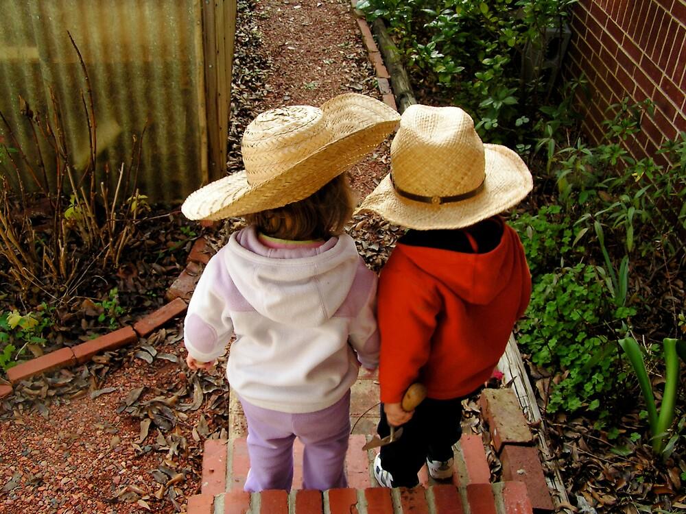 Grandmama's hats by emma3