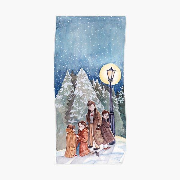 Die Chroniken von Narnia: Der Löwe, die Hexe und der Kleiderschrank Poster