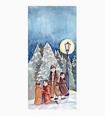 The Chronicles of Narnia: The Lion, The Witch, & The Wardrobe Photographic Print