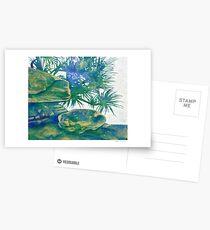 Beach Day Dream Postcards