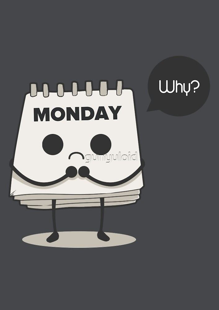 Dont Hate Monday by gunyuloid