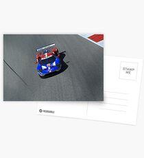 Ford GT LM GTE-Pro Postcards
