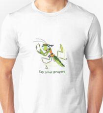 kung fu mantis Unisex T-Shirt