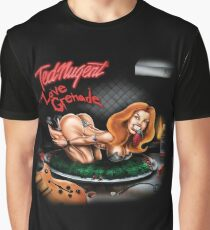 TED DERITA NUGENT LOVE Graphic T-Shirt