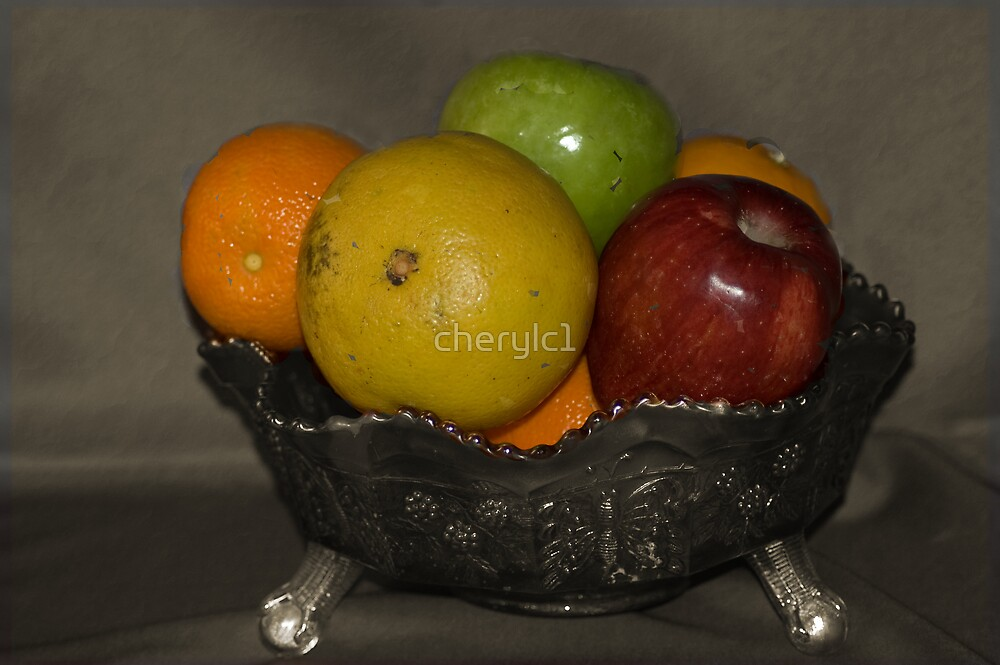 fruit  by cherylc1