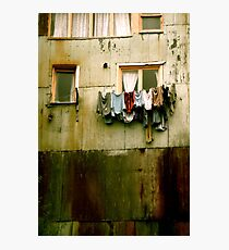 Out to Dry Photographic Print