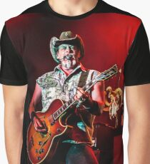 TED DERITA NUGENT 2017 MUSIC Graphic T-Shirt
