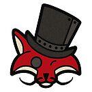 steampunk fox by Neil Godding