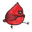 Fancy Cardinal by joannahunt