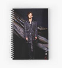 Hongbin VIXX Spiral Notebook