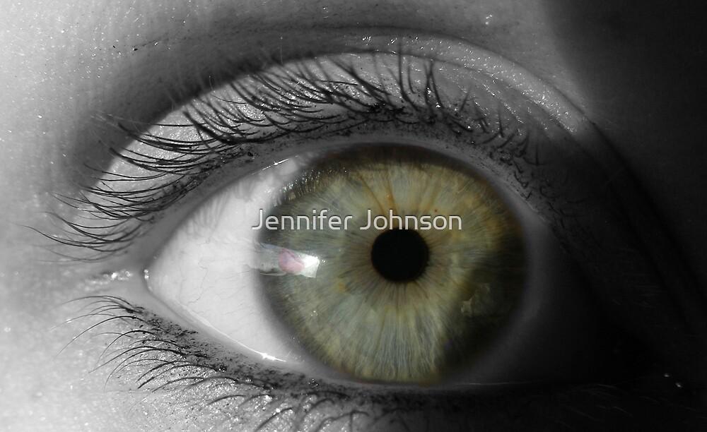 Eye by Jennifer Johnson