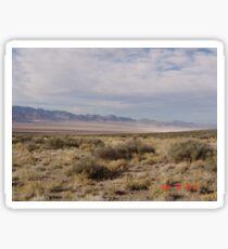 The Great Basin Sticker