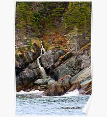 The Grand Banks, Newfoundland. Canada Poster