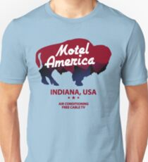 Motel America - Home of the Gods Unisex T-Shirt