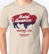 Motel America - Home of the Gods Unisex T-Shirt